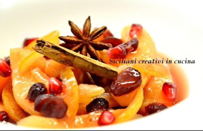 Ricette di Natale a Salina: mele cotogne alla Malvasia
