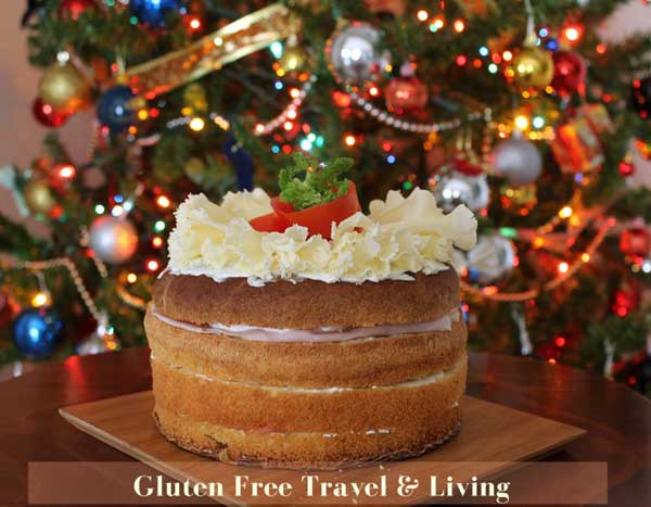 Christmas Recipes Salina: panettone gluten free