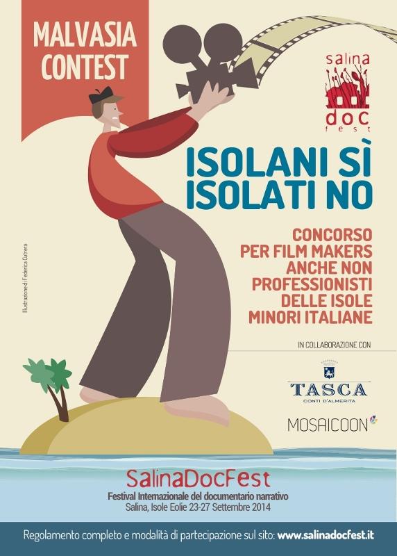 concorso film makers delle isole minori italiane 2014