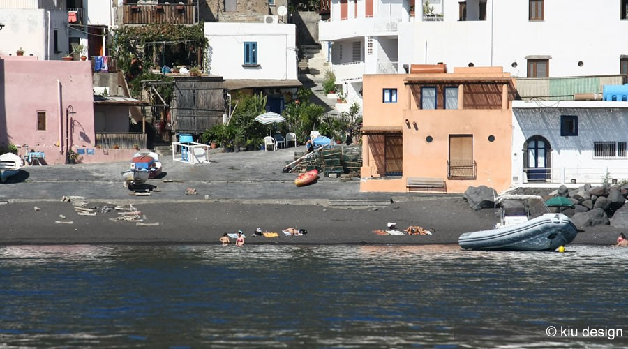 Holidays Salina Aeolian Islands