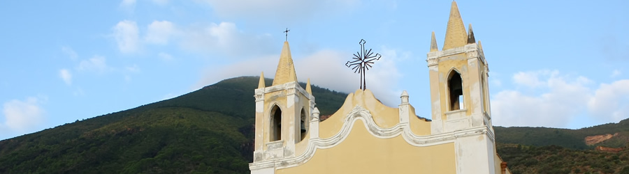 Church of Salina - Aeolian Islands