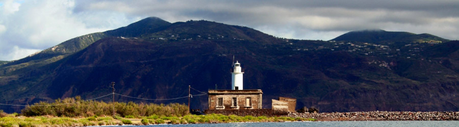 Lighthouse Salina - Aeolian Islands