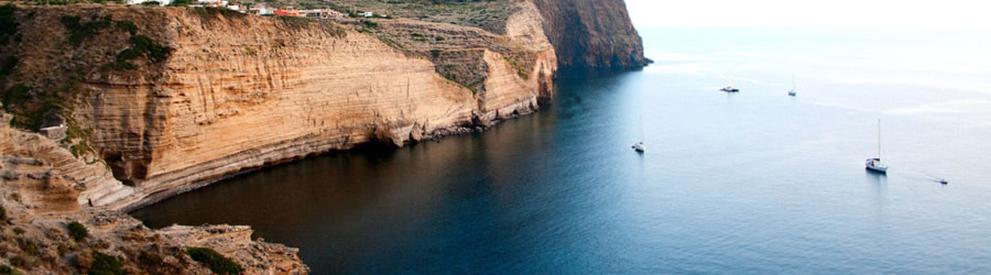 Island of Salina - Aeolian Islands